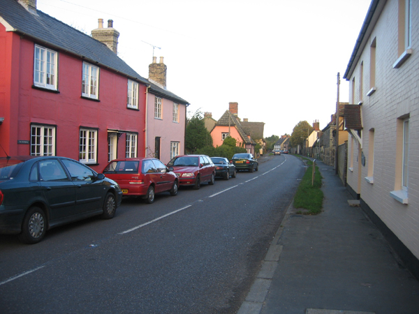 Abbey Street, Ickleton, Cambs