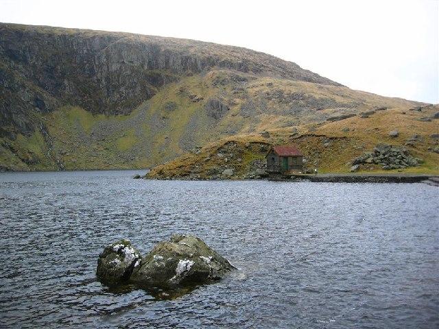 Llyn Dulyn Reservoir