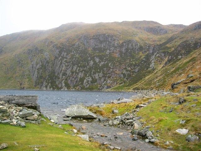Melynllyn Reservoir
