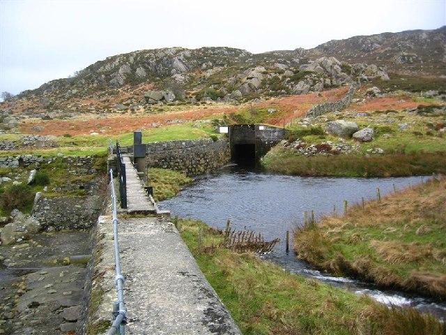 Dam, Afon Dulyn