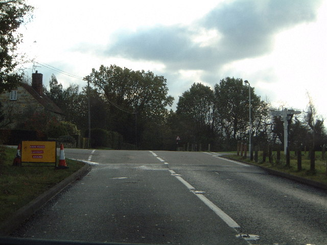 Crossroads near The Down