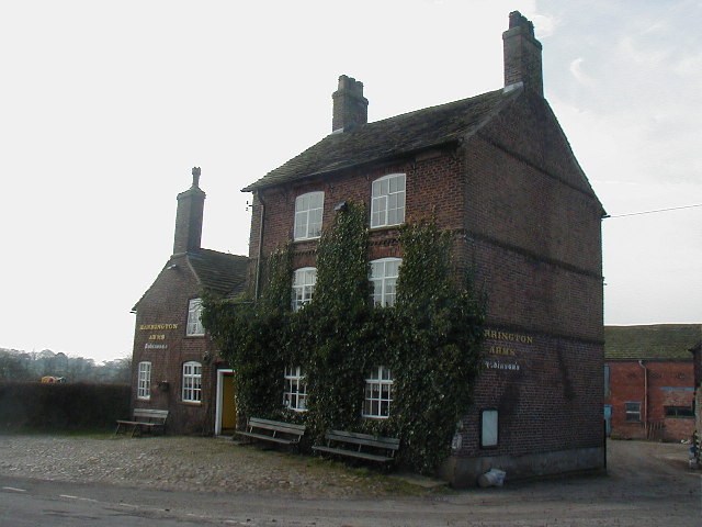 Harrington Arms, Gawsworth