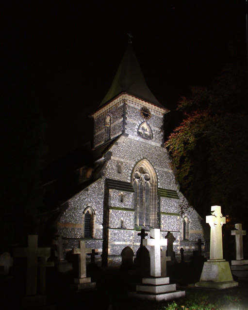 Church of St John the Evangelist, Shirley CR0