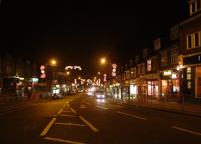 Addington Road, Selsdon CR2
