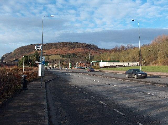 Dumbuck Hill, Dunbartonshire