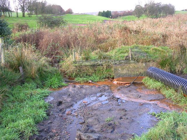 River Irk source