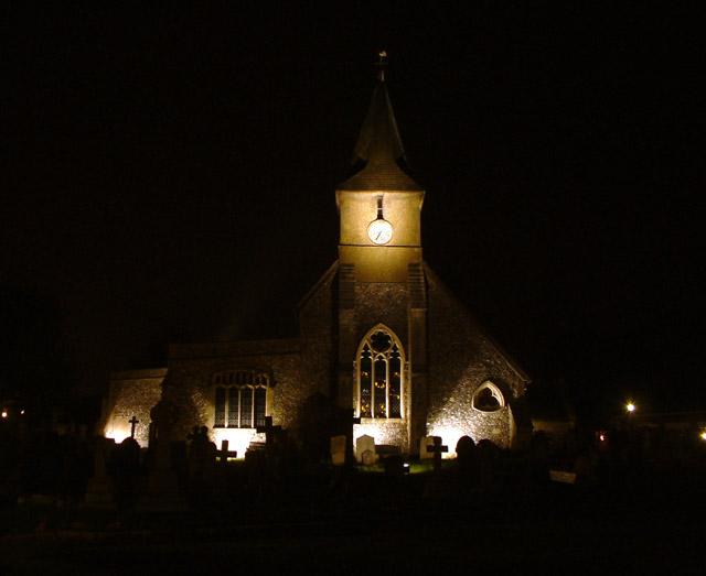 All Saints' Church, Sanderstead CR2