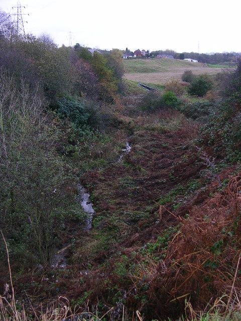 Wince Brook, Chadderton