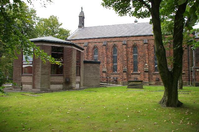 The Parish Church of St George, Unsworth