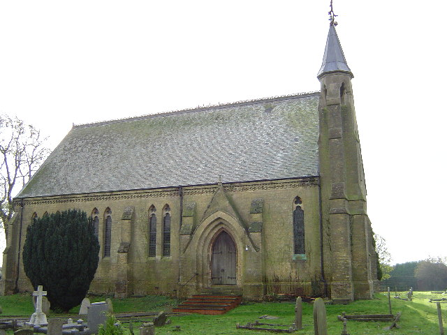 St Thomas' Church, Pondersbridge