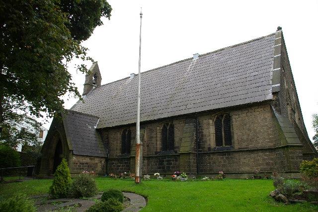 St John Church, Shuttleworth