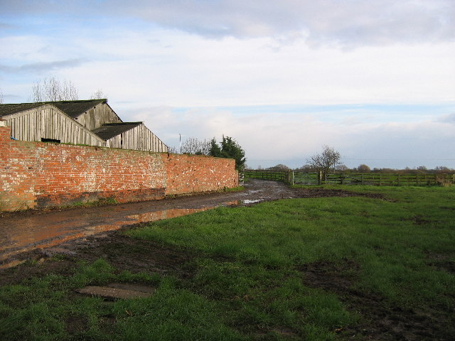 Near Catchwater Drain