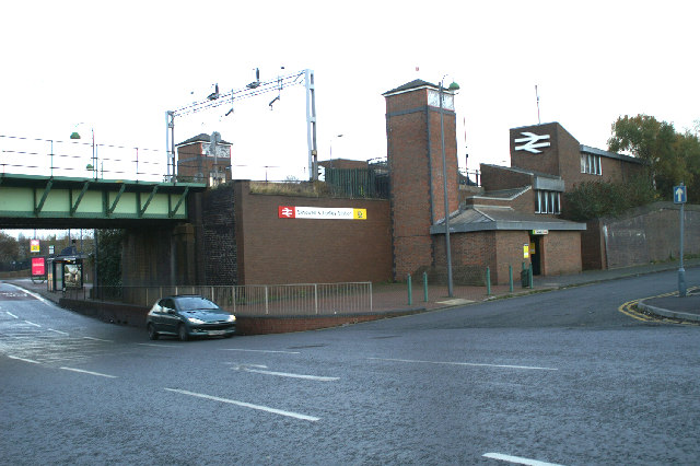 Sandwell & Dudley Station