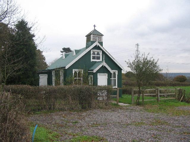 Tin Tabernacle, Brokerswood