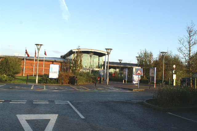 M6 Stafford Services (South-bound)