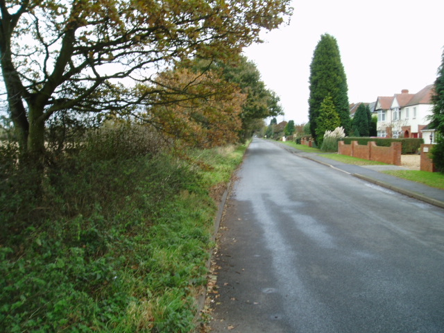 Stanklyn Lane, near Kidderminster