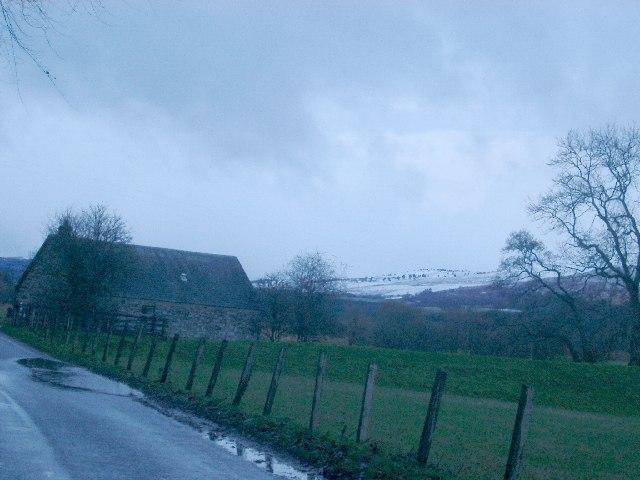 Barn at Woodinch