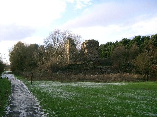 Lochore  Castle