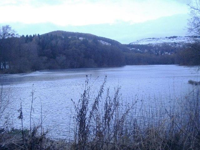Stare Dam, Rohallion Loch