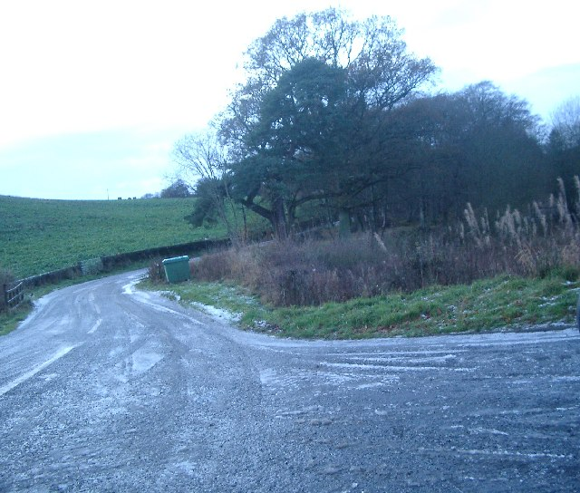 Road to Meikle Obney