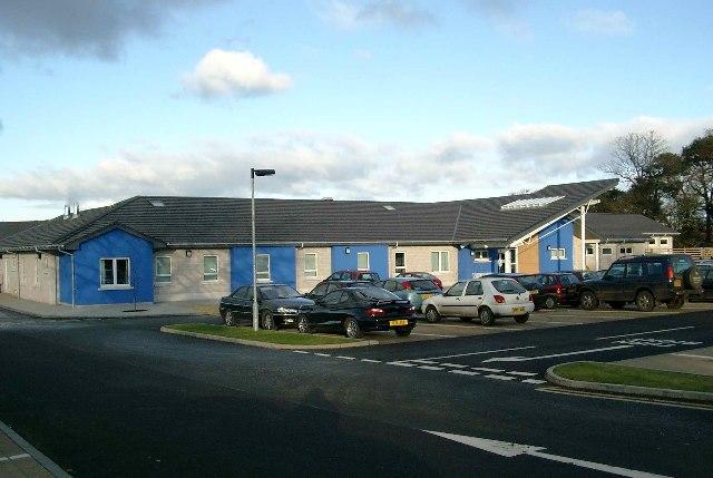 The new Stonehouse Hospital