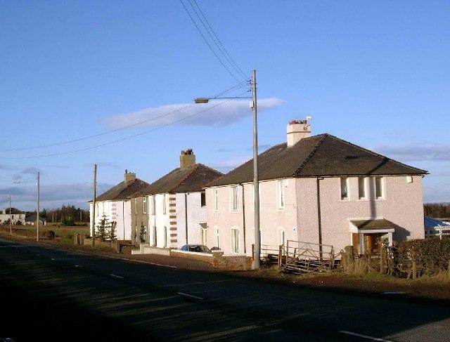 Houses near Lochhead