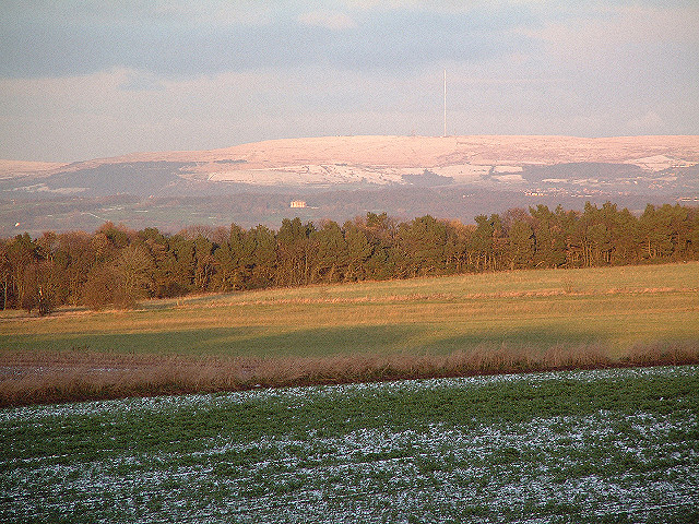 Snow on the Pennines