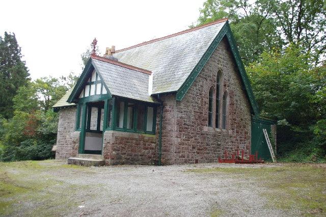 Chapel, Arnside Cemetery