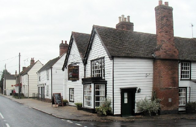 The Cap and Feathers, Tillingham