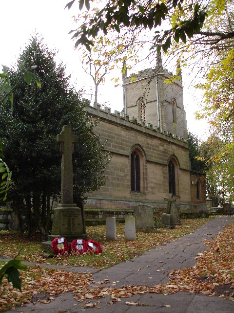 Parish Church of Saint Nicholas, Elmdon