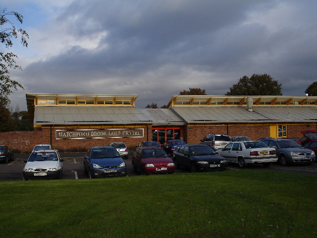 Hatchford Brook Golf Centre, Sheldon, Birmingham