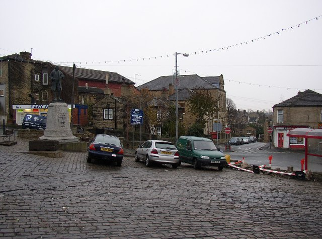 Birstall Market Place