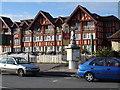 SP1483 : Wheatsheaf Hotel, Sheldon, Birmingham by peter lloyd