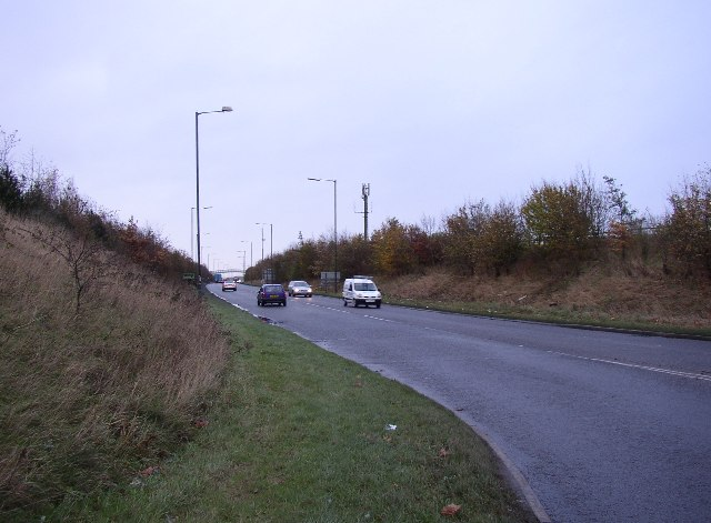 Drighlington Bypass, East of the A58