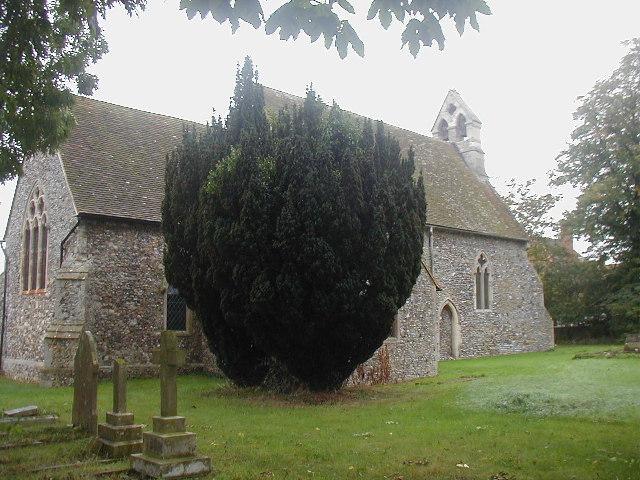 The church at Dengie