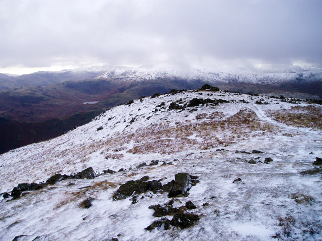 Summit of Seat Sandal