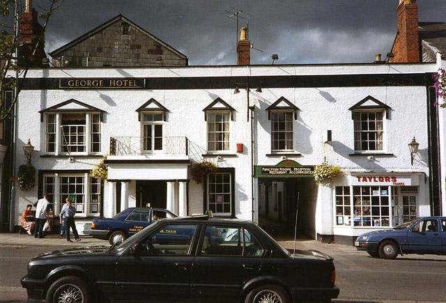 Chard: George Hotel
