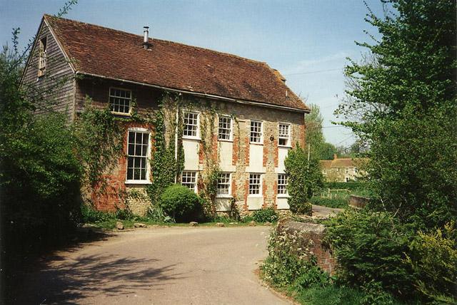 Gillingham: Eccliffe Mill