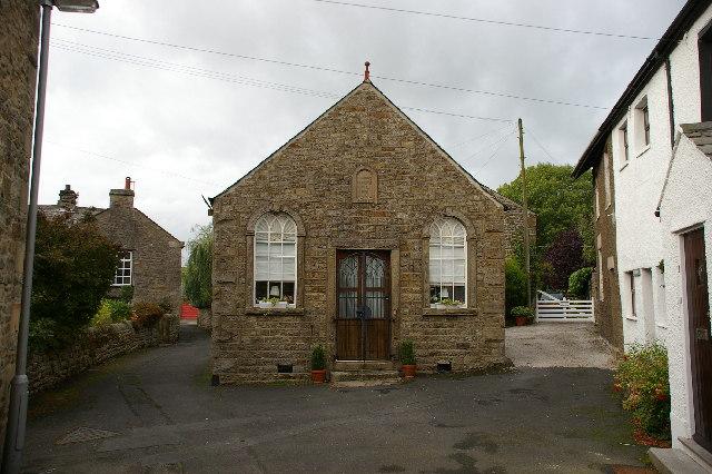 Ex Primitive Methodist Chapel, Brookhouse