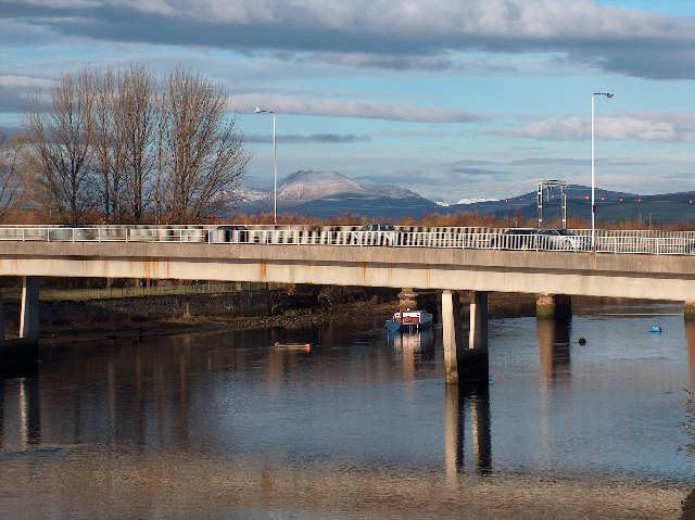 Artizan Bridge, Dumbarton.