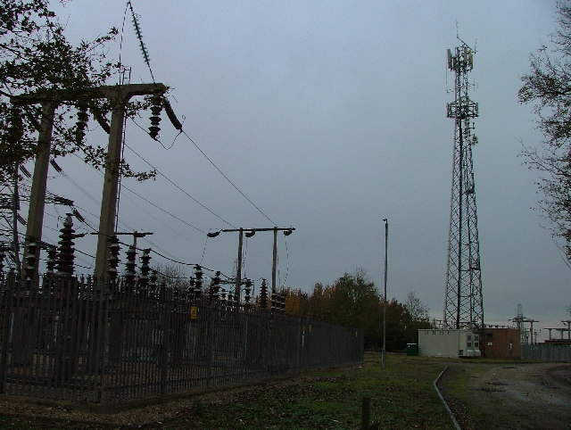 Wymondley Main Transforming Station