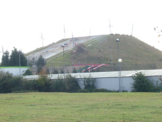 Welwyn Garden City Ski Slope