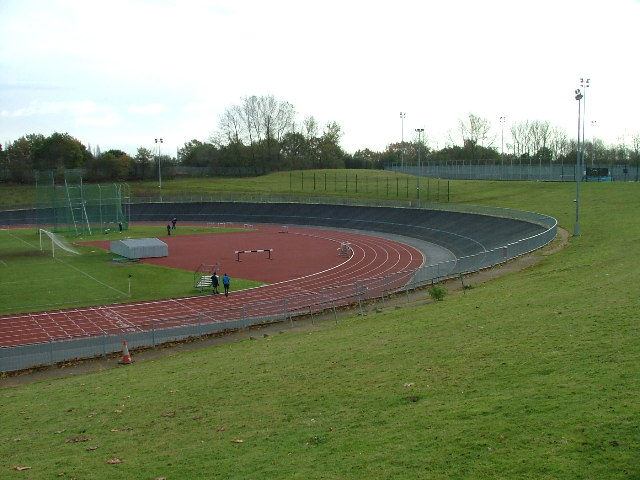 Welwyn Garden City Athletics Track - Gosling Stadium.