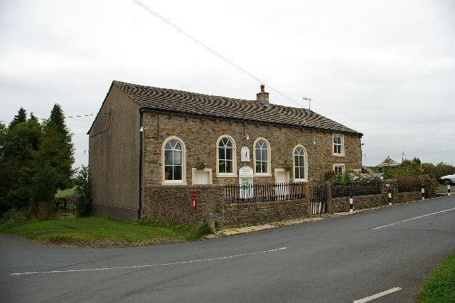 Salem Congregational Chapel, Martin Top