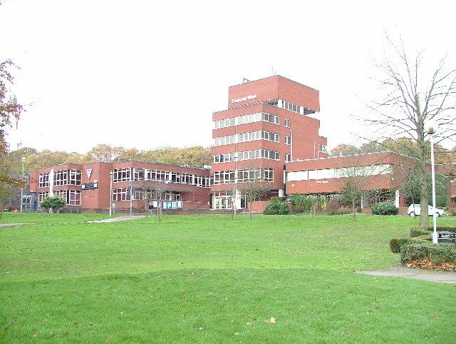 Campus West - Welwyn Garden City