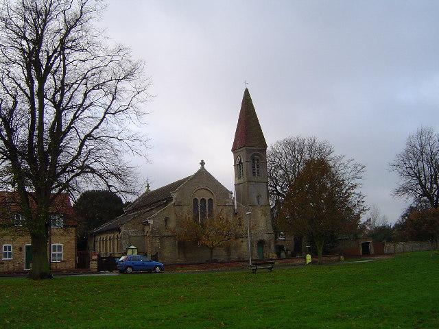 Holy Trinity Church, Coates