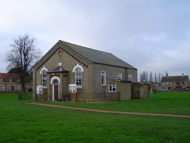 Methodist Church, Coates