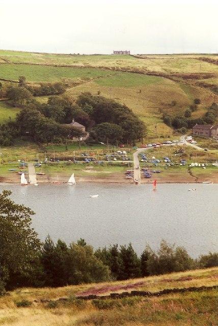 Scammonden Sailing Club