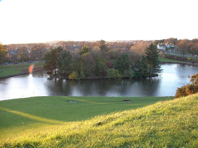 Keptie Pond
