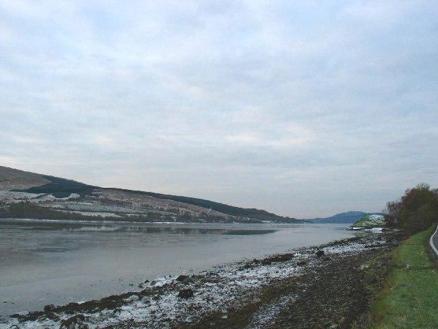 Loch Fyne, Argyll.